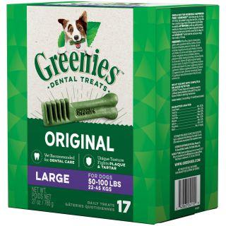 Greenies Large 27oz.
