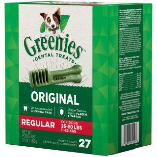 Greenies Regular 27oz.