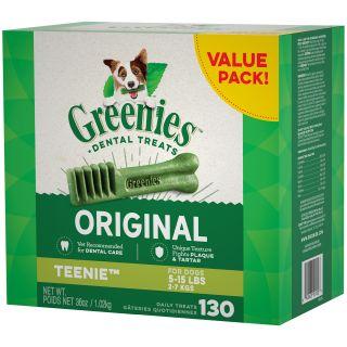"Greenies Teenie 36 oz. Tubs  ""Value Size"""
